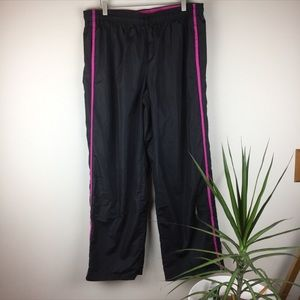 Danskin Now Womens Track Pants Size Extra Large